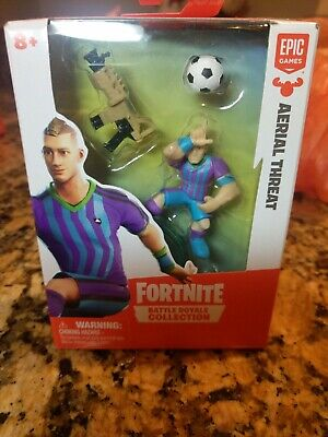 FORTNITE Battle Royale Collection ARIEL THREAT 031 Figure - Weapon Soccer Ball