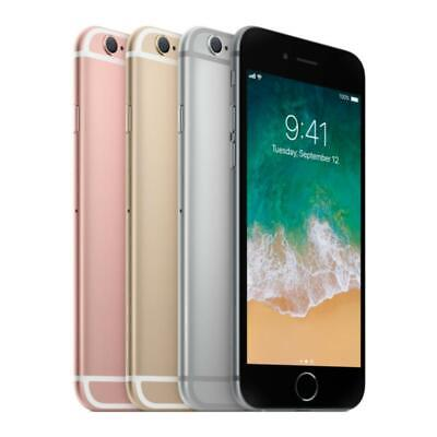 Apple iPhone 6S - 16GB  64GB 128GB - GSM Unlocked - AT-T  T-Mobile  Global