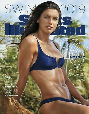 Alex Morgan US Womens world Cup sports Illustrated cover Photo - select size