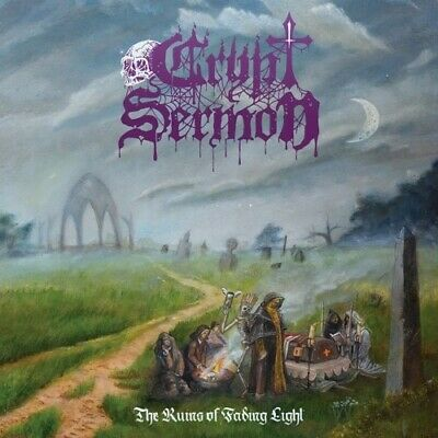PRE-ORDER Crypt Sermon - The Ruins Of Fading Light New Vinyl