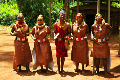 Kenya Authentic Cultural Safari in Eco-Friendly Places 9 days Price for 2 pax