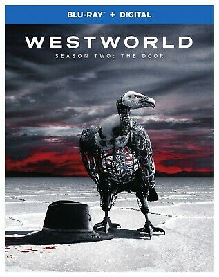 Westworld Season 2 Complete Second The Door Blu-ray - Digital NEW w Slipcover