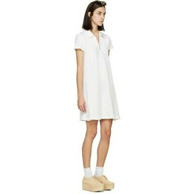 250 Opening Ceremony NWT Small Wimbledon White Torch Polo Dress