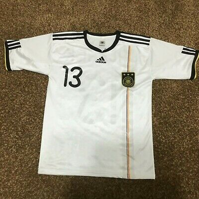 Adidas Ballack 13 Germany Jersey Small World Cup 2006 Deutscher Fussball-Bund