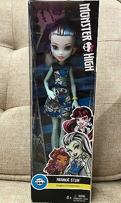 MONSTER HIGH FRANKIE STEIN DOLL- NEW