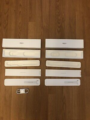 Apple Watch Series 3 42mm  EMPTY BOX ONLY WITH INSERTS And Charging Cable