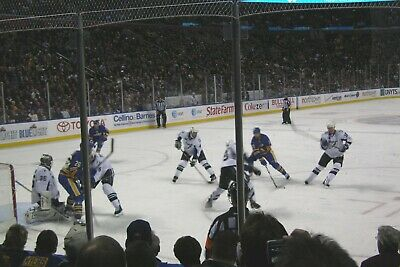 Two 2 Buffalo Sabres Home Game Tickets vs St Louis Blues 12-10-19 Lower