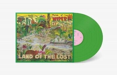 Wipers - Land Of The Lost New Vinyl