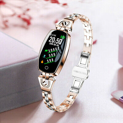 Diamond Smart Watch Lady Women Fashion Wear Bracelet for iOS Android Smart Phone
