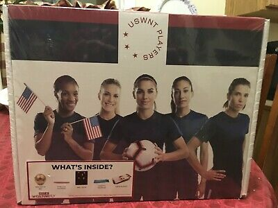 USWNT Players World Cup Collectors Gift Set by Culturefly - BNIB - Sealed