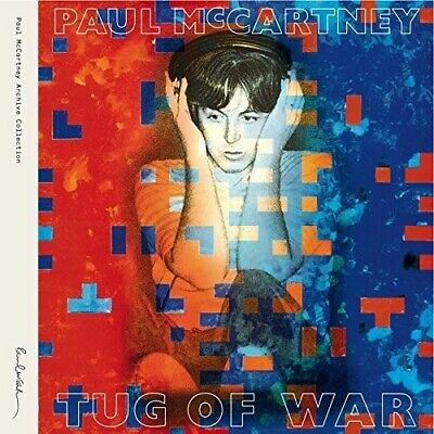Paul McCartney - Tug Of War Deluxe Edition 3CD1DVD New CD Oversize Item S