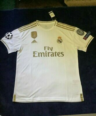 1920 Real Madrid home jersey