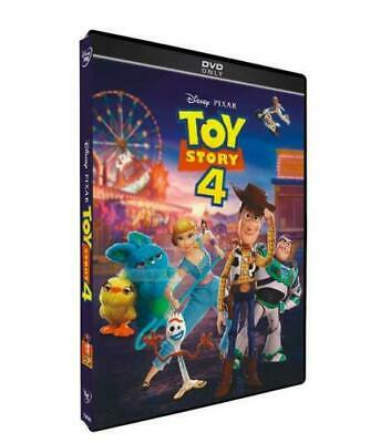 Toy Story 4 DVD 2019 Brand NEW SEALED USA SELLER FREE FAST SHIPPING
