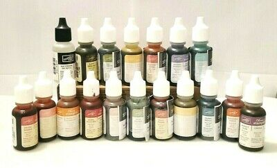 NEW Stampin Up Ink Refills in Lots of Current - Retired Colors Buy More - ave