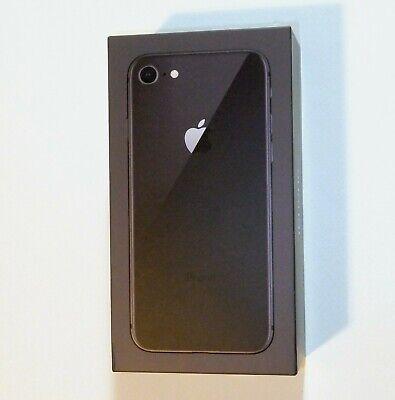 Apple iPhone 8 Box 64 GB Space Gray - Empty Box Only