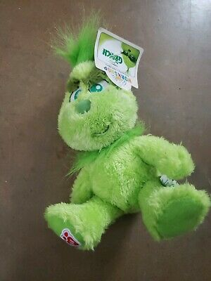 Build A Bear Baby Grinch Sold Out  Rare  Brand New With Tags