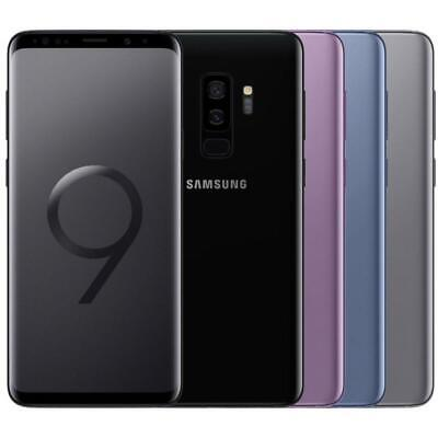 Samsung Galaxy S9  S9- Plus - Factory Unlocked - Android Smartphone