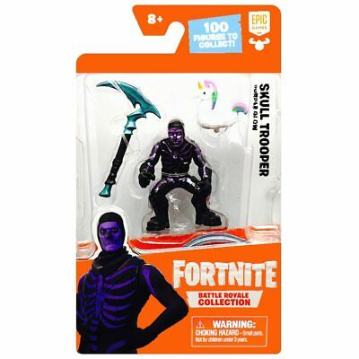Skull Trooper Fortnite Battle Royale Collection Action Figure 2 Series 4