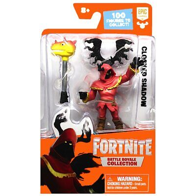 Cloaked Shadow Fortnite Battle Royale Collection Action Figure 2 Series 4