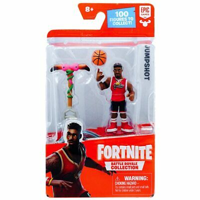 Jumpshot Fortnite Battle Royale Collection Action Figure 2 Series 4