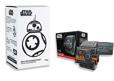 Sphero Star Wars BB-8 App Enabled Droid With FREE Force Band