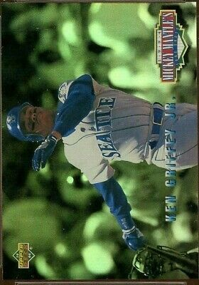 Ken Griffey Jr- Baseball Cards You Pick Choose 1989-1994 Rookies RC Mariners