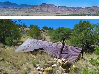 New Mexico Mine Gold Lode Historic Dictator Mining Claim Silver Adit Shaft
