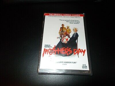 Mothers Day DVD  Troma Horror Cult Rare OOP Unopened