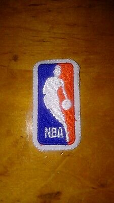 NBA Shield 0-75 X 175 Patch 1971-Present Primary Logo Basketball West