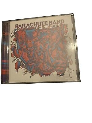 Technicolor by Parachute Band CD 2008 2 Discs Integrity USA New Sealed