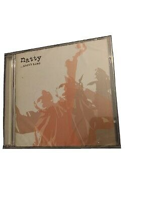 Natty About Time Cd Brand New Rare