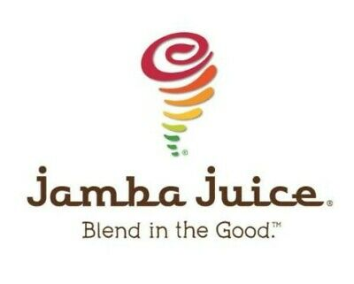 15 Jamba Juice Gift Cards - INSTANT EMAIL DELIVERY ONLY