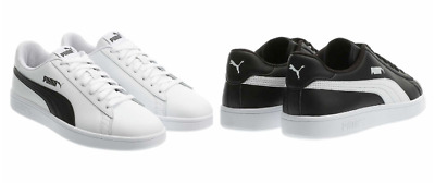 NEW Puma Mens Smash V2 Leather Sneaker Shoes Variety