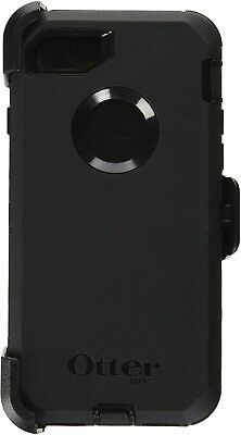 OtterBox DEFENDER SERIES Case - Holster for iPhone 78 - Black