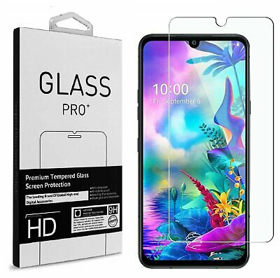 Premium Tempered Glass Screen Protector Cover For LG V60 ThinQ 5G