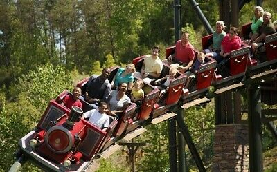 DOLLYWOOD TICKETS  SAVE MONEY  Single Day Tickets Valid for 2020