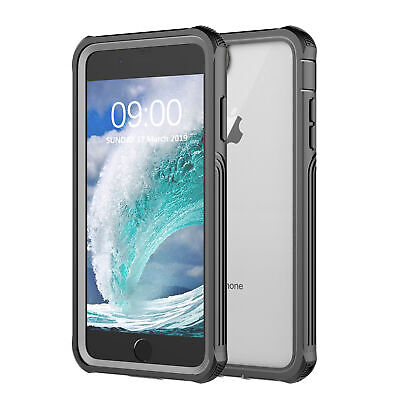 For Apple iPhone 7  8 Plus SE2 Case Shockproof Dirtproof w Screen Protector