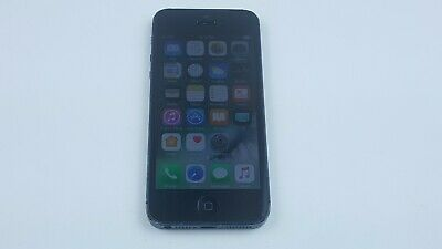 Apple iPhone 5 - 16GB - Black - Slate Verizon A1429 Smartphone IMEI J6087