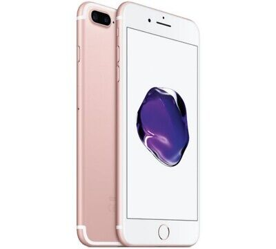 Apple iPhone 7 Plus  Grade A  Sprint  Rose Gold  32 GB  5-5 in Screen