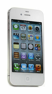 Apple iPhone 4s - 8GB - White Unlocked A1387 CDMA - GSM