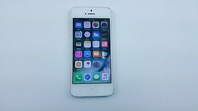Apple iPhone 5 A1429 32GB - White - Silver Sprint Smartphone IMEI J8064
