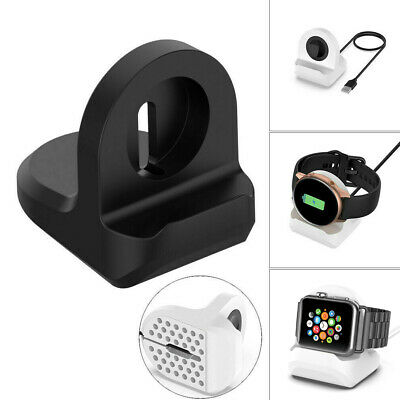 For Apple Watch iWatch 1234 Charging Dock Stand Station Charger Holder Stand