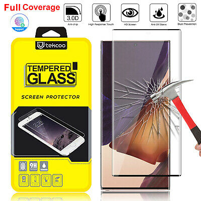 Samsung Galaxy Note 2020 Ultra 5G Full Coverage Tempered Glass Screen Protector