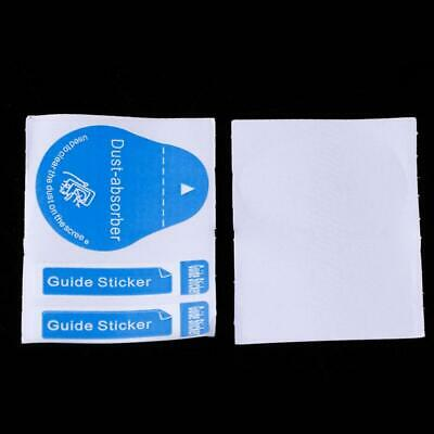 200x Screen Dust Absorber LCD Guide Protector Dedust Sticker Cellphone Tablet