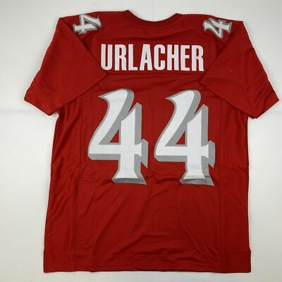 New BRIAN URLACHER New Mexico Red College Custom Stitched Football Jersey XL