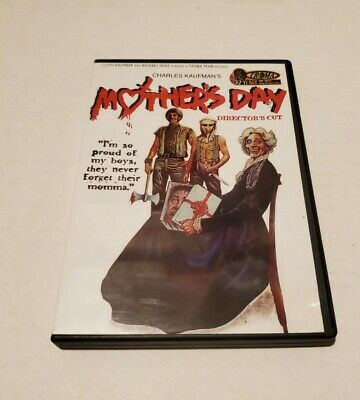 Mothers Day DVD Troma Horror