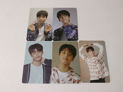 Treasure Jeongwoo The First Step Chapter Two Official photocard