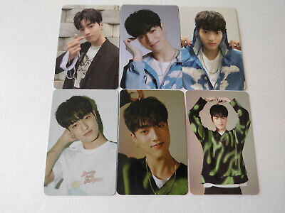 Treasure Haruto The First Step Chapter Two Official photocard