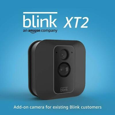 Blink XT2 Wi-Fi 1080p Add on IndoorOutdoor Security Camera  add-on camera only