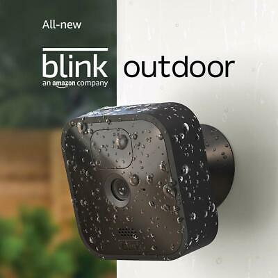 Blink Outdoor 3rd Gen Add-On Home Security Camera  HD Video work with XT1 XT2